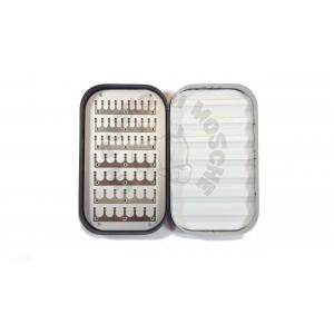 Scatola Porta mosche Alluminio