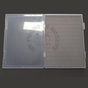L flat fly box