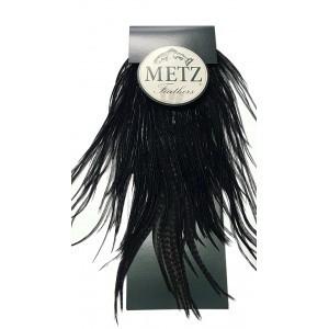 Cock saddle Metz -2 Black