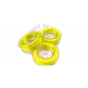 Backing line 100M - 25lb Fluo Yellow