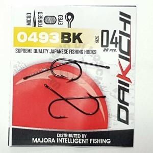 Daikichi hooks 0493BK