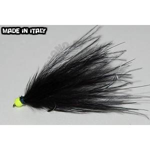 Black marabou I
