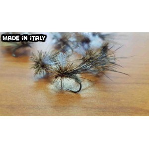 Mountain deer Sedge parachute