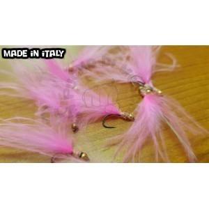 Fl. Pink marabou