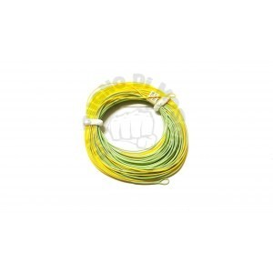 Fly line WF7F 85FT green/yellow