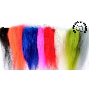Icelandic sheep hair