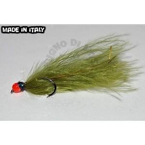 Olive marabou