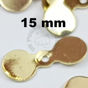 Propeller M brass 25pcs
