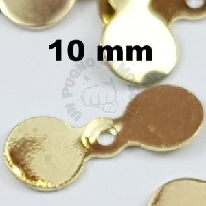 Propeller S brass 25pcs