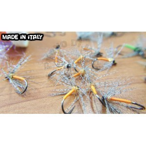Spider fluo orange &...